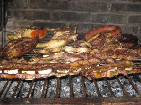 El asado argentino receta